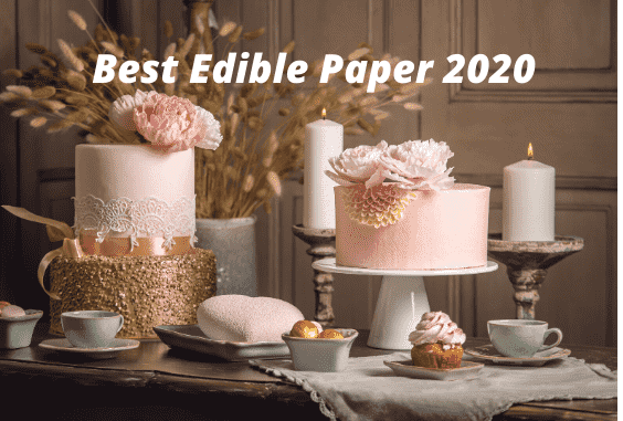 5 Best Brands of Edible Paper 2020 (Wafer & Icing Sheets)