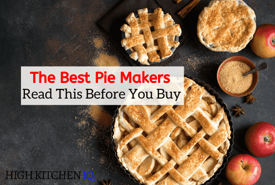 8 Best Electric Pie Maker Machines 2021 For Faster Baking
