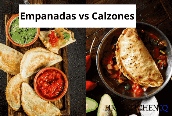 What's the Difference Between an Empanada & a Calzone