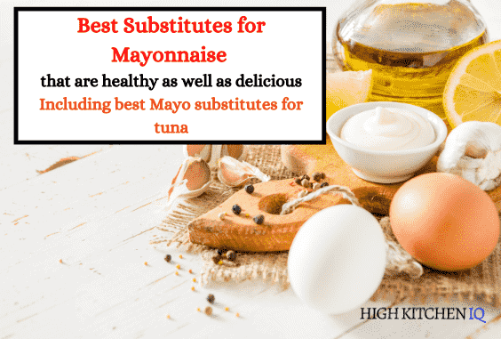 10 Best Substitutes for Mayo That are Healthy & Delicious
